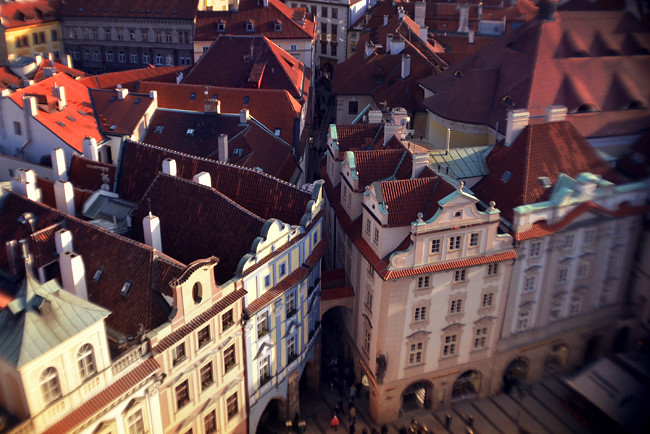 Prague Old Town From Above 10
