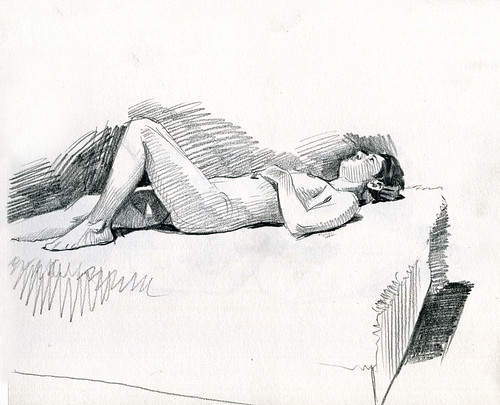 figure drawing at Redline