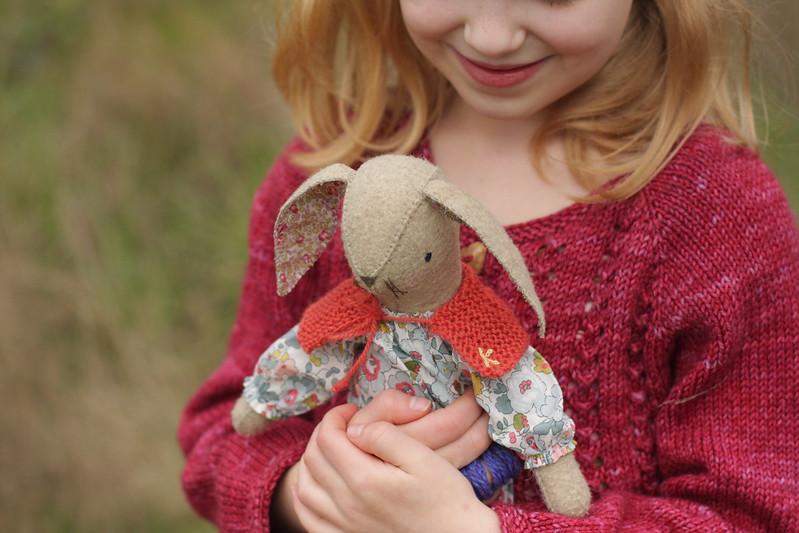 K's Maggie Rabbit