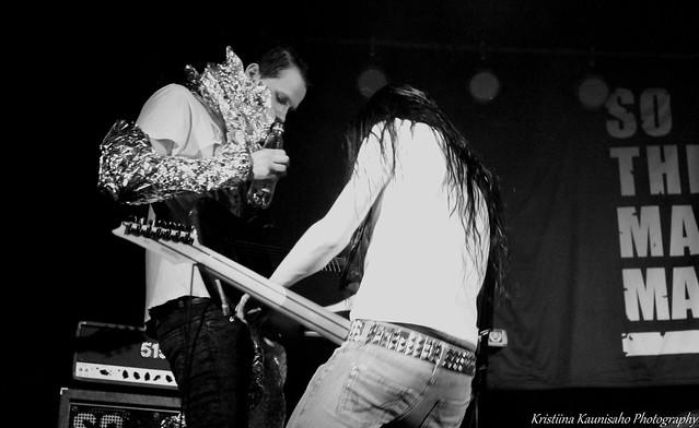 Nerve End @ Kulttuuriareena 44 (Kuopio) 5.4.2013