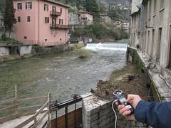 sul torrente leno #borgosmaria