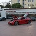 NEW 2014 Porsche Cayman S 981 FIRST PICS in Beverly Hills 90210 Guards Red 1186