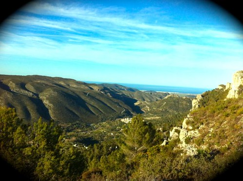 La Vall de Gallinera, Alifornia