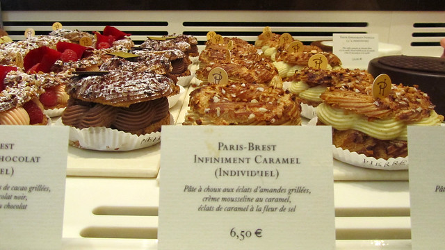 Pastry from Pierre Hermé
