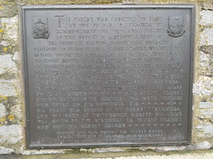 Photo of Grey plaque number 11978