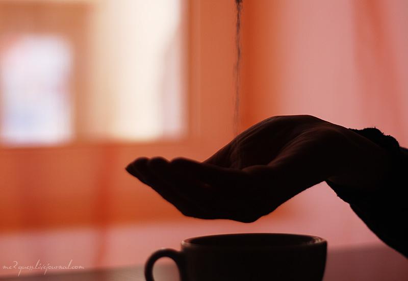 Coffee, no sugar