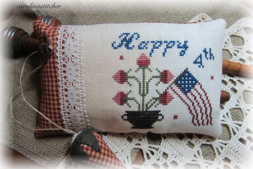Fourth of July~ Threadwork Primitives