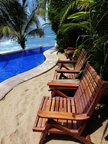 poolside playa escondida