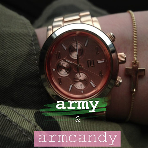army & armcandy