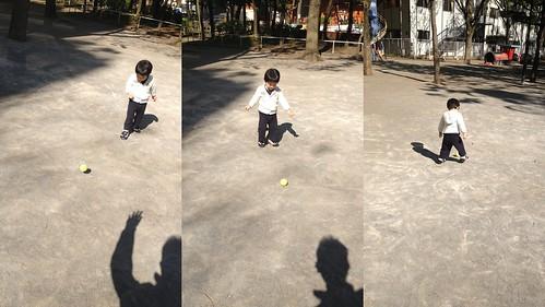 朝の散歩 2013/4/13