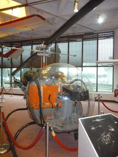 OH-13H直昇機