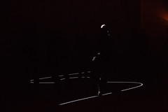 Exposition Anthony McCall, Les Abattoirs