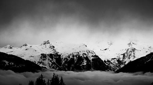 blue winter sky cloud mountain snow storm ski car sport easter skiing board cable val gondola alp meribel alpe dhuez courchevel thorens pist 1850 mottaret 2013 moriond jamesvancollier