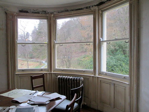 Allan Bank window