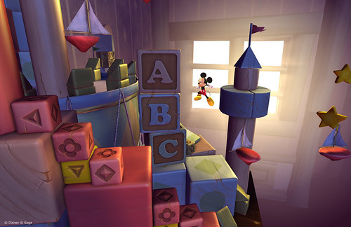Castle of Illusion - Announcement