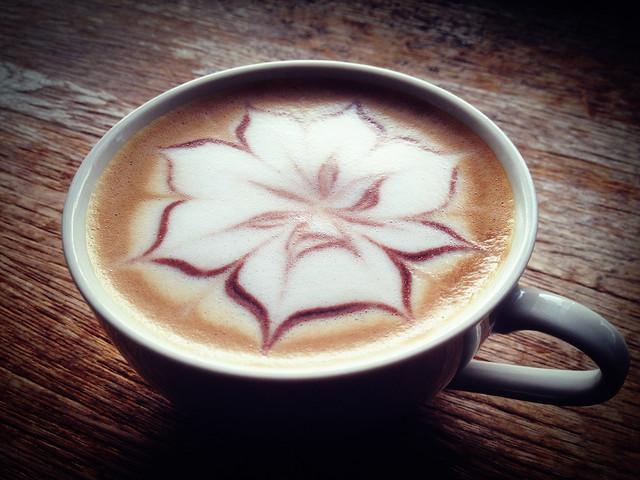 Afternoon (Latte Art)