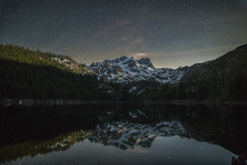 california reflection unitedstates nightsky sierracity canon6d rokinon24mm