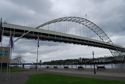 Fremont Bridge - Portland Oregon | by April_Westervelt