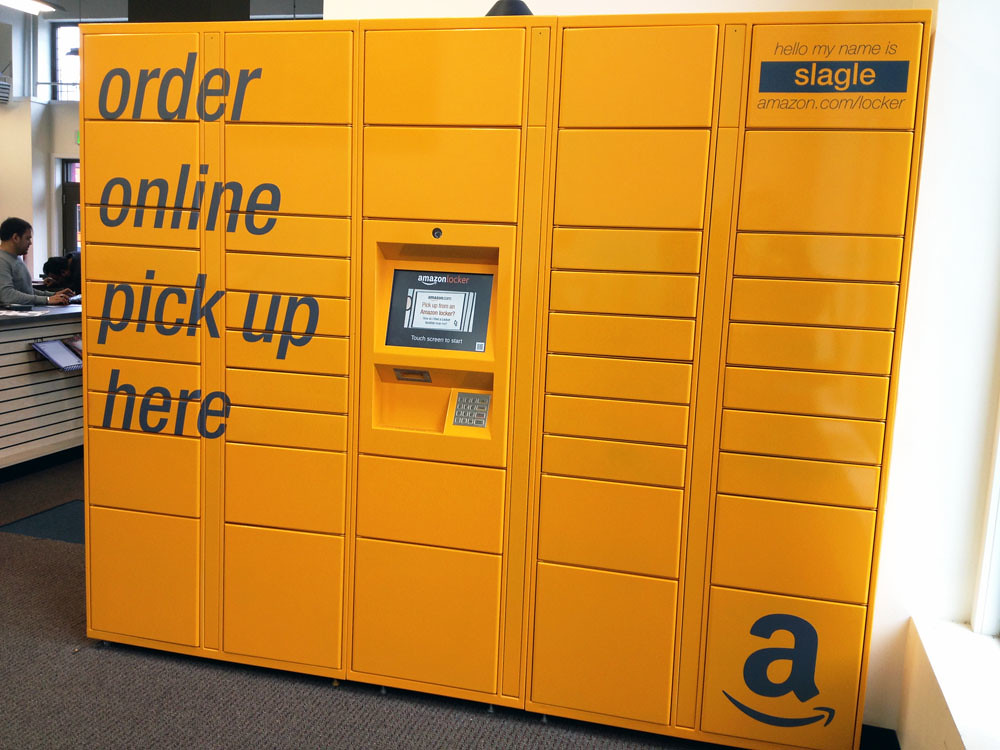 Amazon Locker5