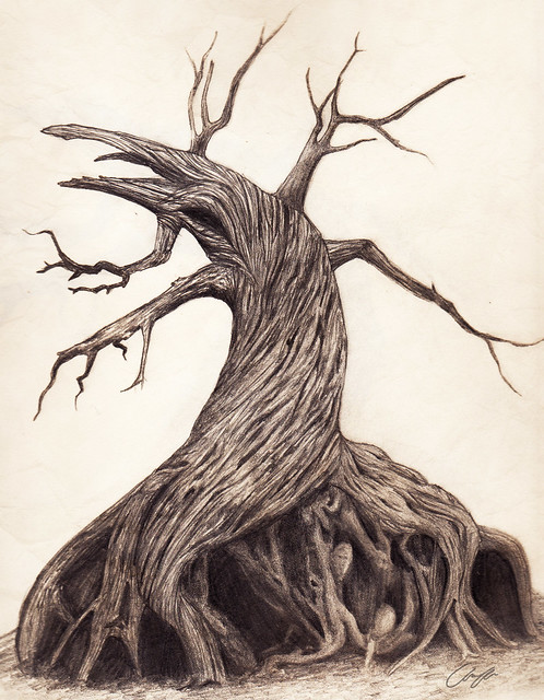 Tree of the Dead - sketches
