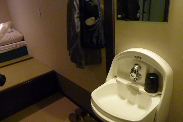 0631 - En el hotel de Kyoto