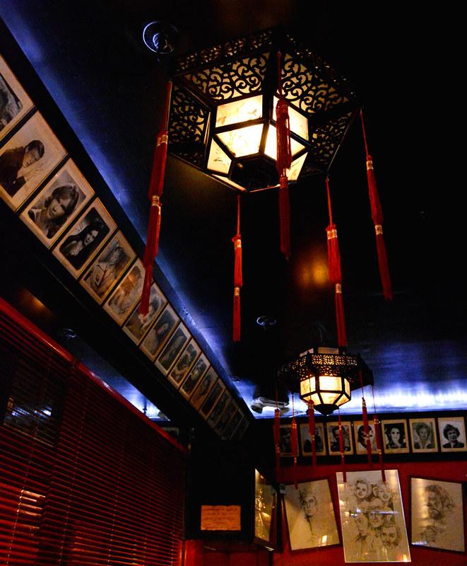 Formosa Cafe Interiors