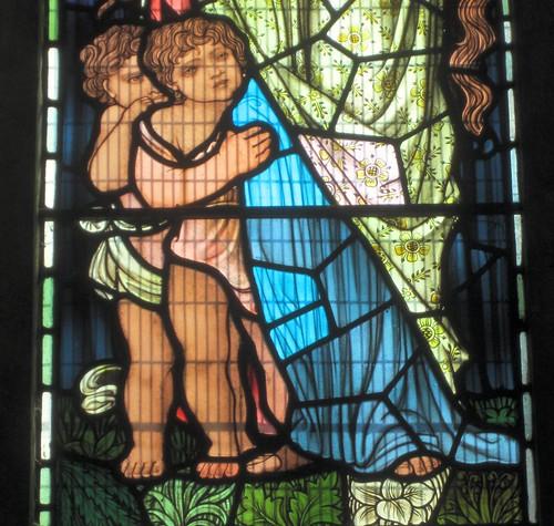 Burne-Jones Stained Glass