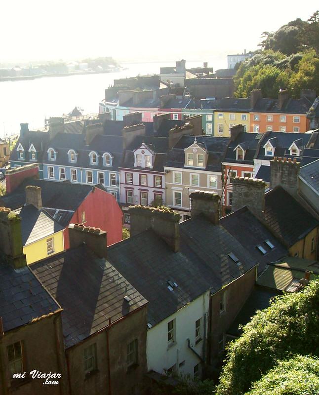 Casas Victorianas, Cobh