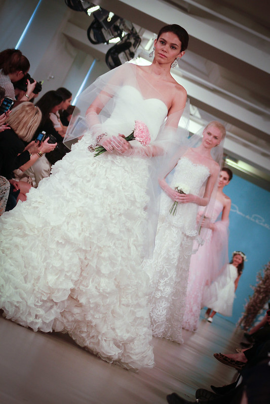 Oscar de la Renta Bridal 2014 - 261