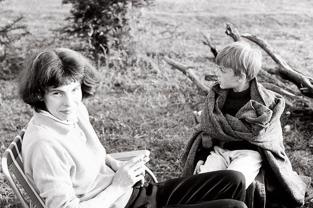 me and Mum c. 1968