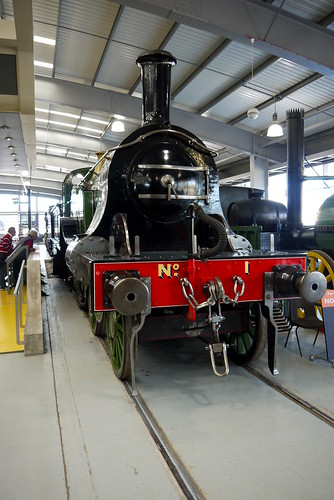 Locomotion, The National Railway Museum at Shildon