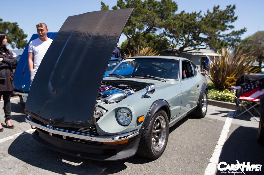 CarsHype.com | Historic Japanese Car Gathering | Shokuji J-Tin