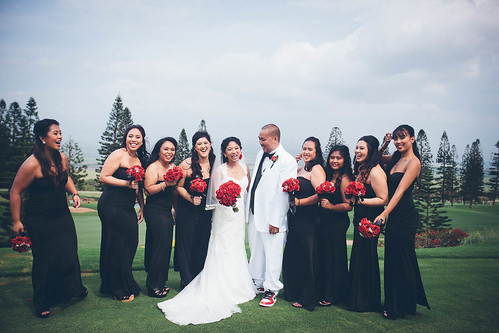 Janice & Mark / Maui Wedding