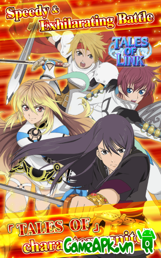 TALES OF LINK v2.4.2 hack full cho Android