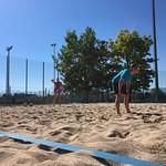 Beachvolleyball Turnier 2016