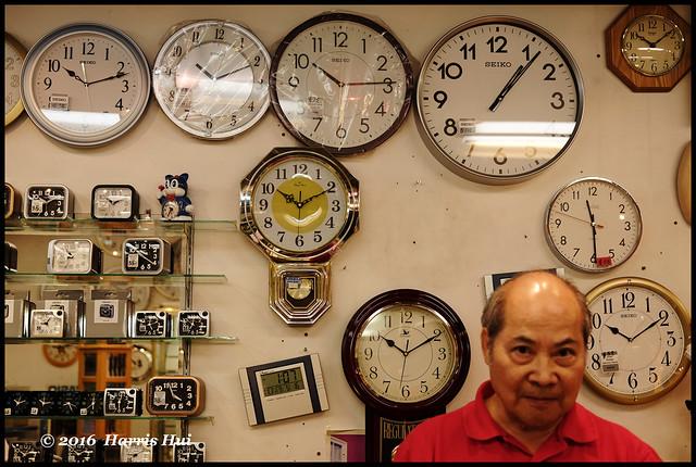 What Time Is It? - Richmond Public Market XT 4034e