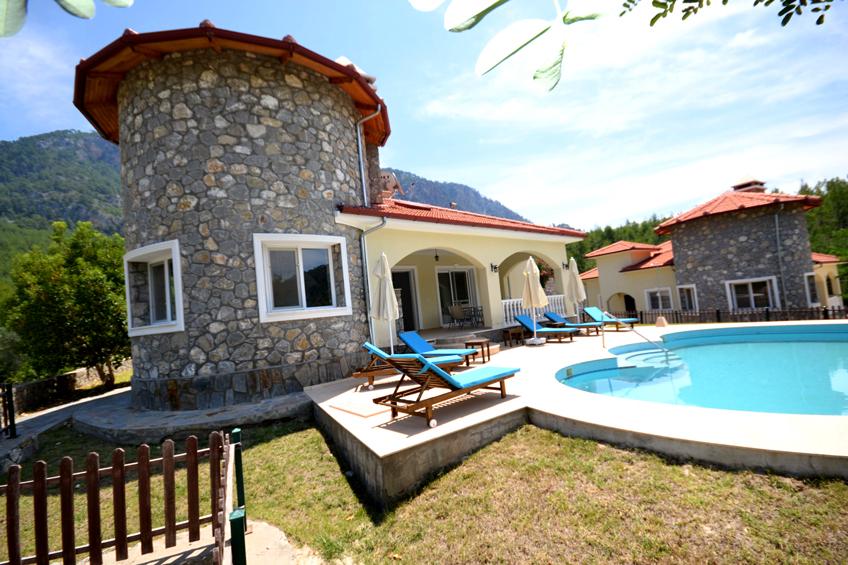 kiralık yazlık villa - 3054