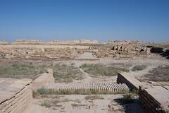 Sauran Fortress, KZ