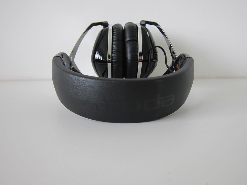 V-MODA Crossfade Wireless Headphones - Top