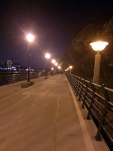 八里左岸河濱自行車道