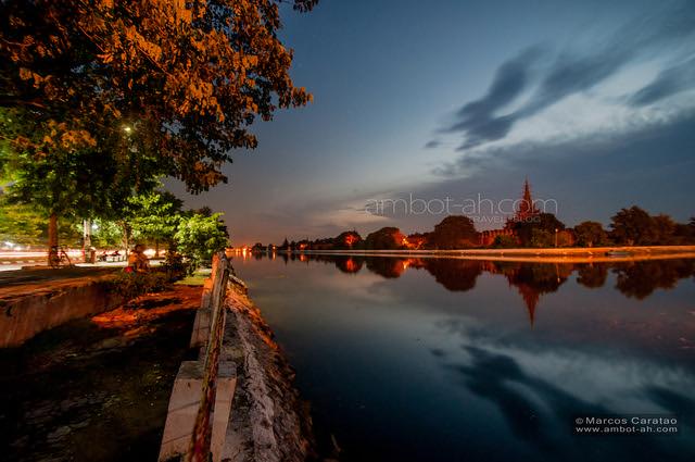 Mandalay Moat
