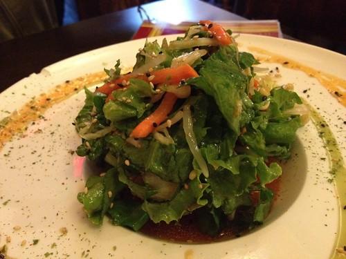 Kazu - Kimchi Salad