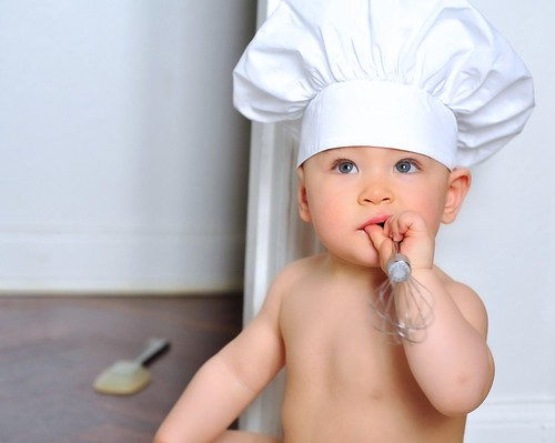 Baby Chef Adrian kitchen whisk