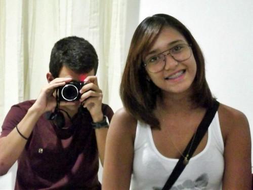 Renata e Eu