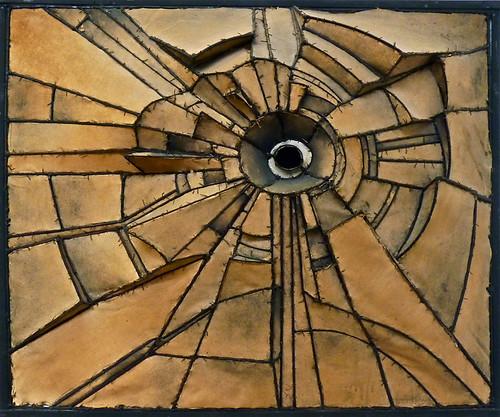 Lee Bontecou : Untitled 1960