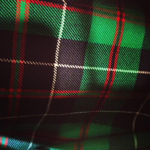 The Immediacy of Tartan
