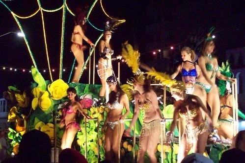 Brasil en Carnaval de Mazatlán