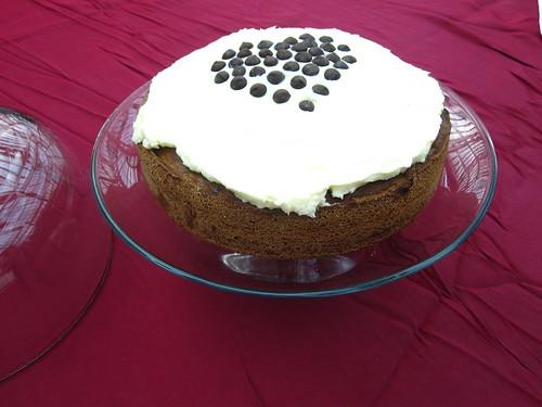 Valentine's Day Sweet Potato Cake