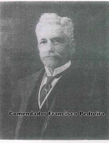 comendador francisco pedreira, 2