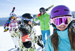 Spend Spring Break with Vail Resorts.